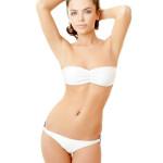 white-bikini